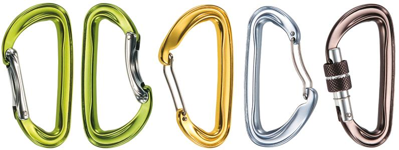 Picture of recalled carabiners