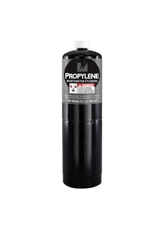 Picture of recalled Propylene cylinder