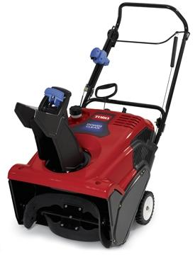 Picture of recalled PC-421 snowblower