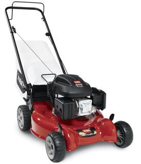 Picture of recalled model 20323 recycler mower