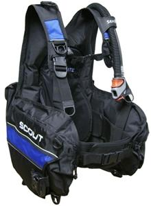 Picture of recalled Sea Elite Scout buoyancy control device
