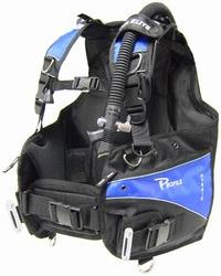 Picture of recalled Sea Elite Profile buoyancy control device