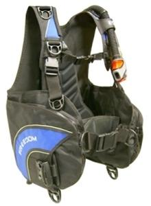 Picture of recalled Edge Freedom buoyancy control device
