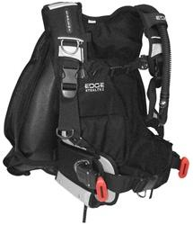 Picture of recalled Edge Stealth buoyancy control device