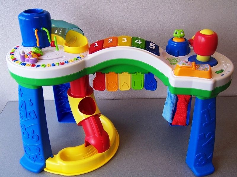 Picture of Recalled Playground Activity Center