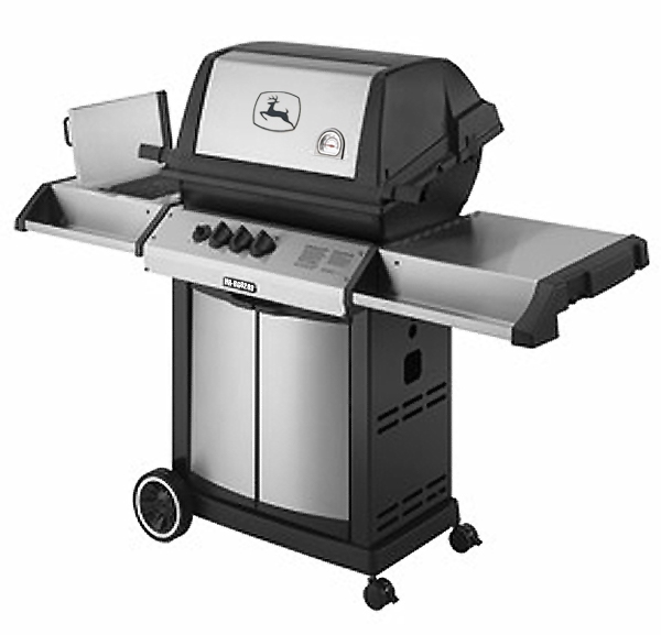 Picture of Recalled Gas Barbecue Grill