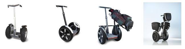 Picture of Recalled Segway Personal Transporter