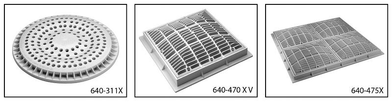 Picture of recalled Waterway drain covers