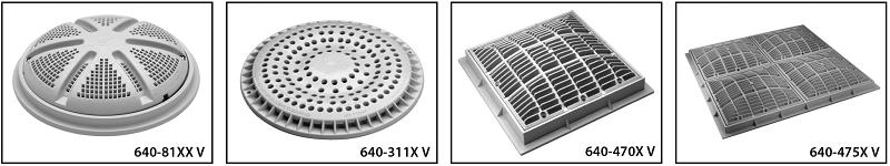 Picture of recalled drain covers