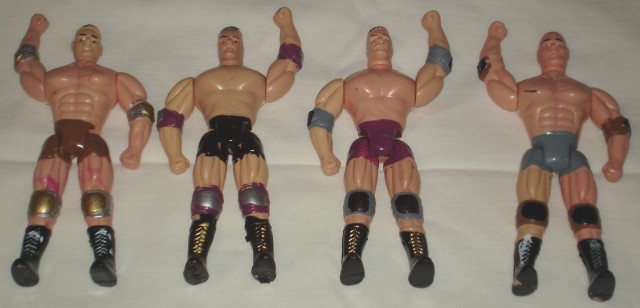 Picture of Recalled Toy Figure Wrestler