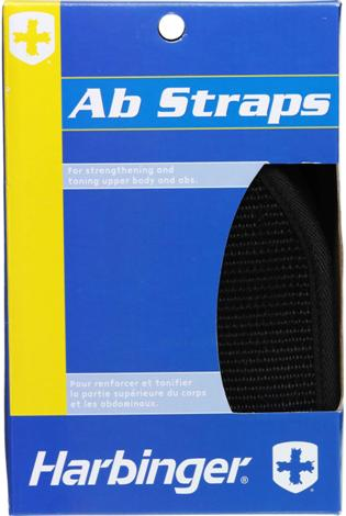 Picture of recalled ab strap set packaging