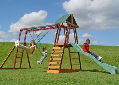 Picture of Tacoma Swing Set
