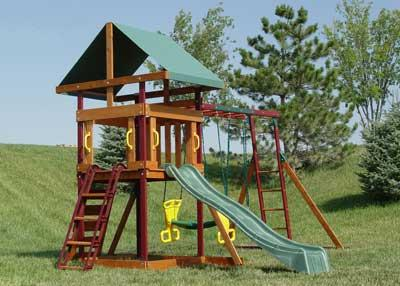 Picture of Durango Swing Set