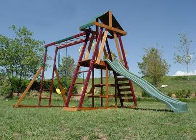 Picture of Yukon Swing Set