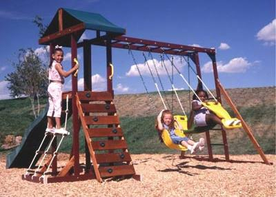 Picture of Sedona Swing Set