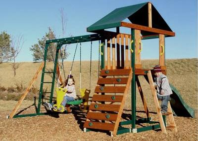 Picture of Belmont Swing Set