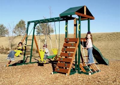 Picture of Ventura Swing Set