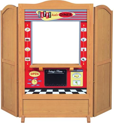 Picture of recalled play theater toy
