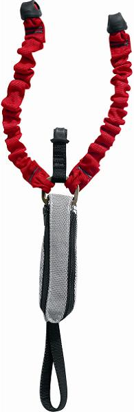 Picture of recalled SCORPIO L60 lanyard, 2005 to present