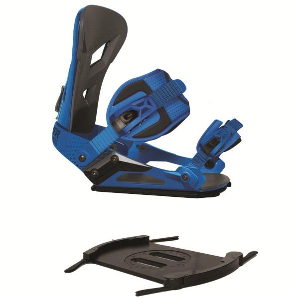 Picture of recalled 11 Series - Assault snowboard binding