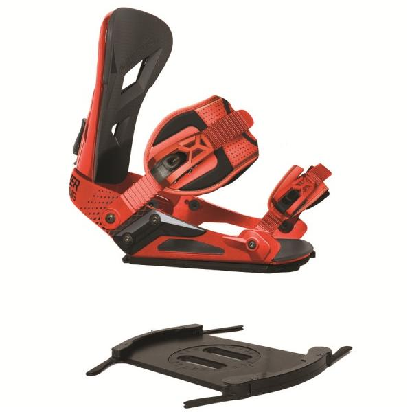 Picture of recalled 11 Series - Infrared snowboard binding