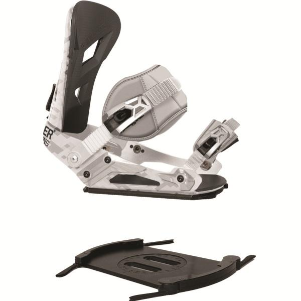 Picture of recalled 13 Series - Arsenal snowboard binding