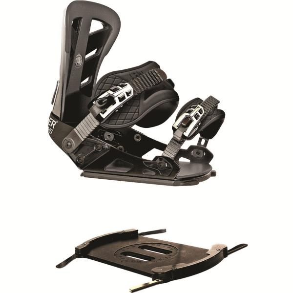 Picture of recalled 18 Series - Stealth snowboard binding