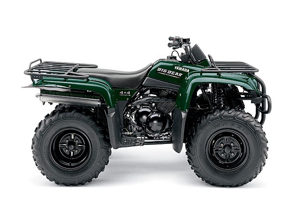 Picture of Recalled Big Bear 400 All-Terrain Vehicle