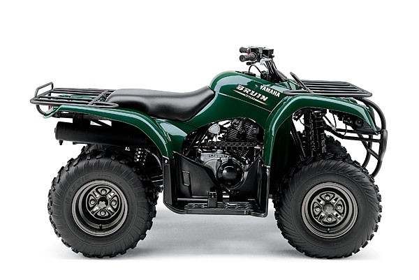 Picture of Recalled Bruin 250 All-Terrain Vehicle