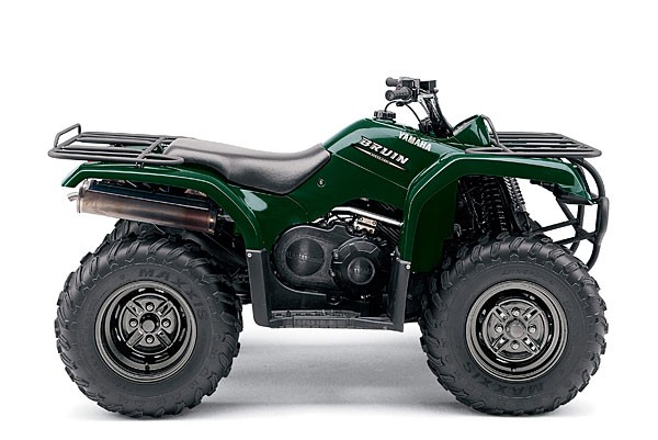 Picture of Recalled Bruin 350 All-Terrain Vehicle