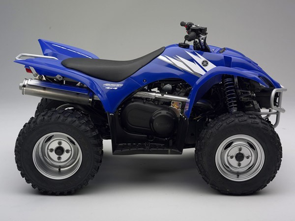 Picture of Recalled Wolverine 450 All-Terrain Vehicle