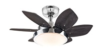 Picture of recalled ceiling fan item number 78631; Click For Larger Image
