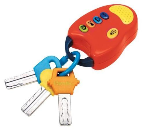 Picture of recalled Parents Magazine  Keys