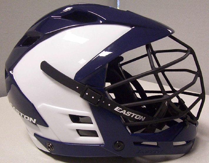 Picture of recalled Lacrosse Helmet