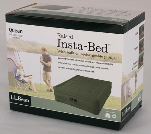 Picture of Recalled Insta-Bed Carton