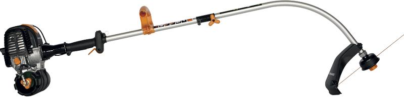 Picture of recalled curved shaft string trimmer model no. 67036946