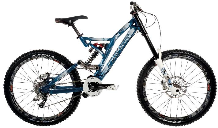 Picture of Recalled Bicycle Frame
