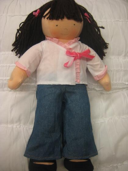 Picture of recalled CHLOE doll