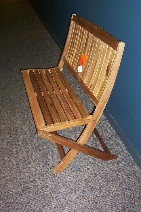 Picture of Recalled Bench