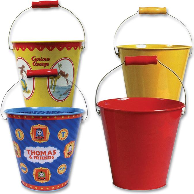 Picture of recalled Tin Pails