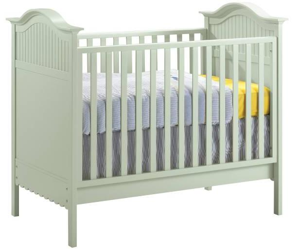 Picture of recalled crib Model 272547