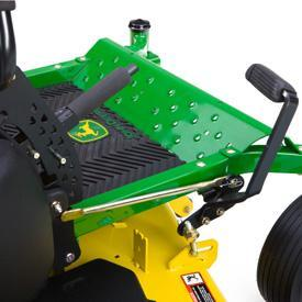 Picture of front of mower