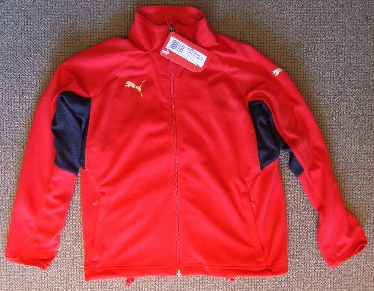Picture of recalled youth jacket
