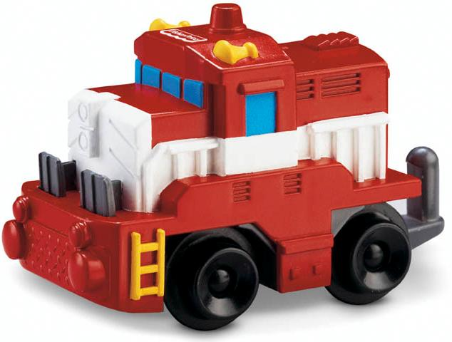 Picture of Recalled Geo Trax Locomotive Toy