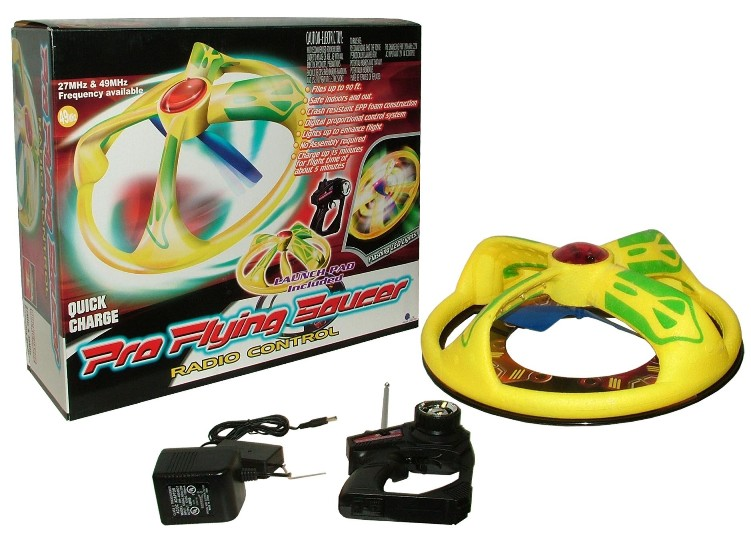 Picture of Recalled Flying Saucer Toys