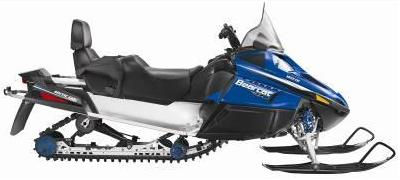 Picture of recalled Bearcat 570 snowmobile