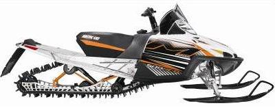 Picture of recalled M8 SnoPro snowmobile