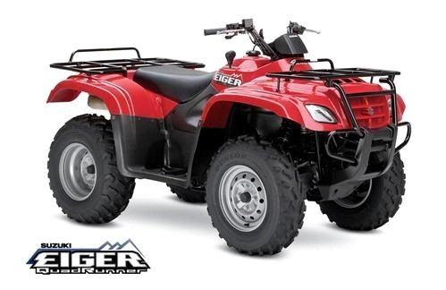 Picture of Recalled All-Terrain Vehicle