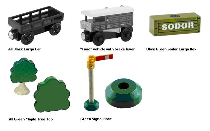 Picture of Recalled Wooden Railway Toys