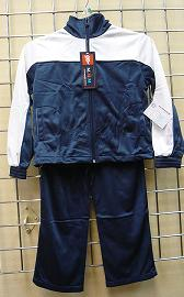 Picture of recalled boys' jogging suit